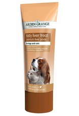 Arden Grange Tasty Liver Treat Paste for Cats and Dogs 75g