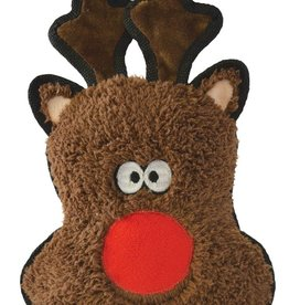 Happy Pet Christmas Crinkles Reindeer Dog Toy 27cm