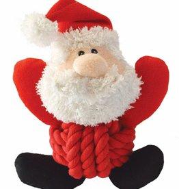 Happy Pet Christmas Knottie Santa Dog Toy 25cm