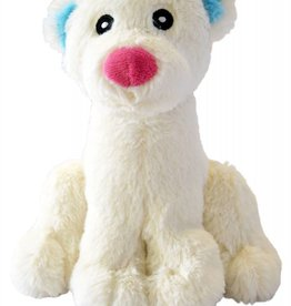 Happy Pet Christmas Winter Bear Dog Toy, 20cm