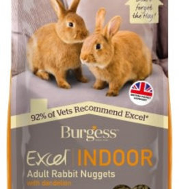 Burgess Excel Rabbit Nuggets for Indoor Rabbits 1.5kg