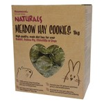 Rosewood Boredom Breaker Naturals Meadow Hay Cookies Small Animal Treat, 1kg