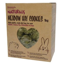 Rosewood Boredom Breaker Treats Meadow Hay Cookies 1kg
