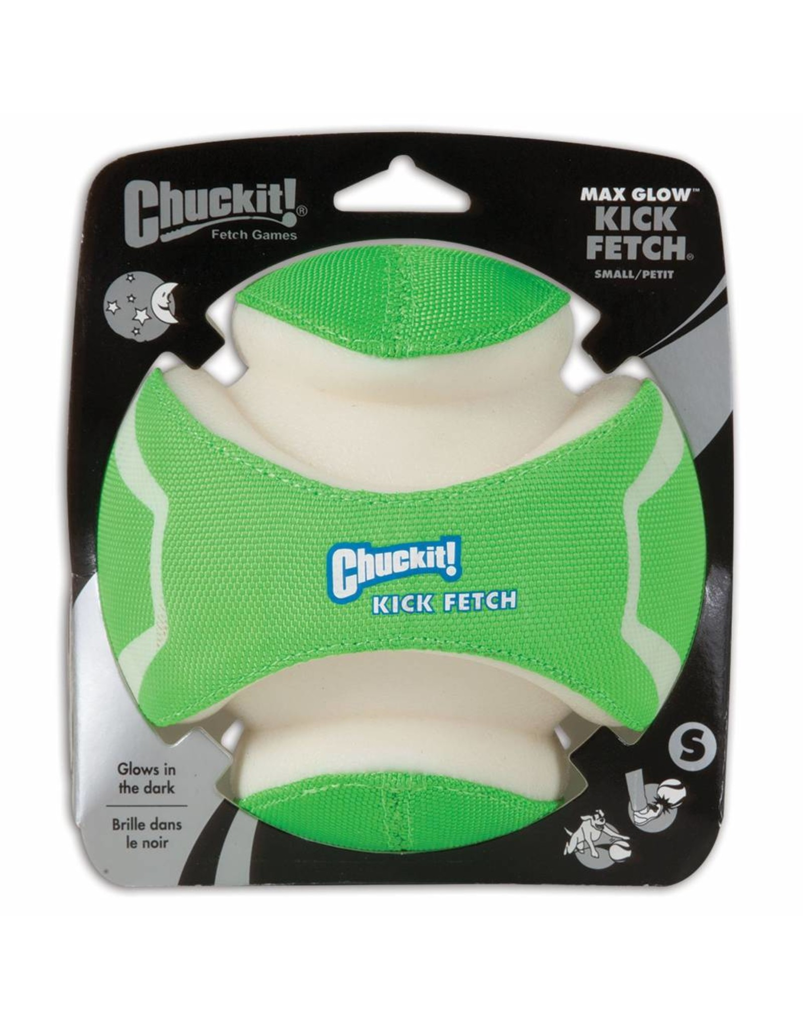 Chuckit Light Play Kick Fetch Dog Toy