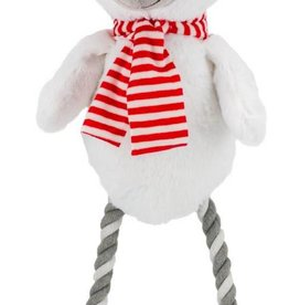Armitage Christmas Giant Hug Tug Polar Bear Dog Toy 560mm/ 22inch