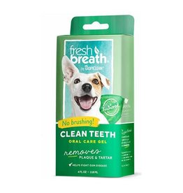 Tropiclean Fresh Breath Gel/Kit 118ml