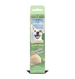 TropiClean Clean TeethOral Care Gel, Vanilla Mint, 59ml