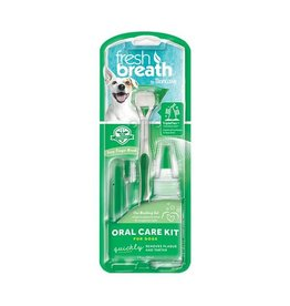 TropiClean Oral Care Kit for Dogs, 59ml
