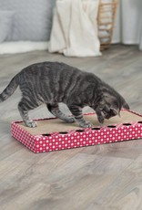 Trixie Cardboard Cat Scratcher, with Play Balls