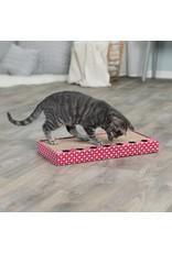 Trixie Cardboard Cat Scratcher with Play Balls, 48 x 5 x 25cm