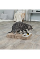 Trixie Cardboard Cat Scratching Toy with Play Balls