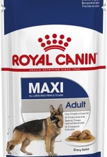 Royal Canin Maxi Adult Dog Wet Food Pouch 140g