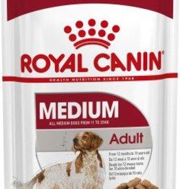 Royal Canin Medium Adult Dog Wet Food Pouch 140g