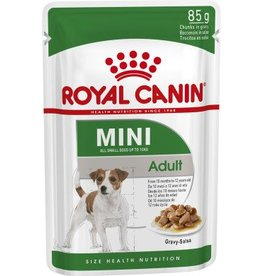 Royal Canin Mini Adult Dog Wet Food Pouch, 85g