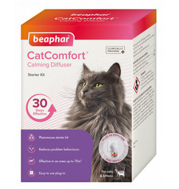 Beaphar CatComfort Calming Diffuser Starter Kit, 30 Days