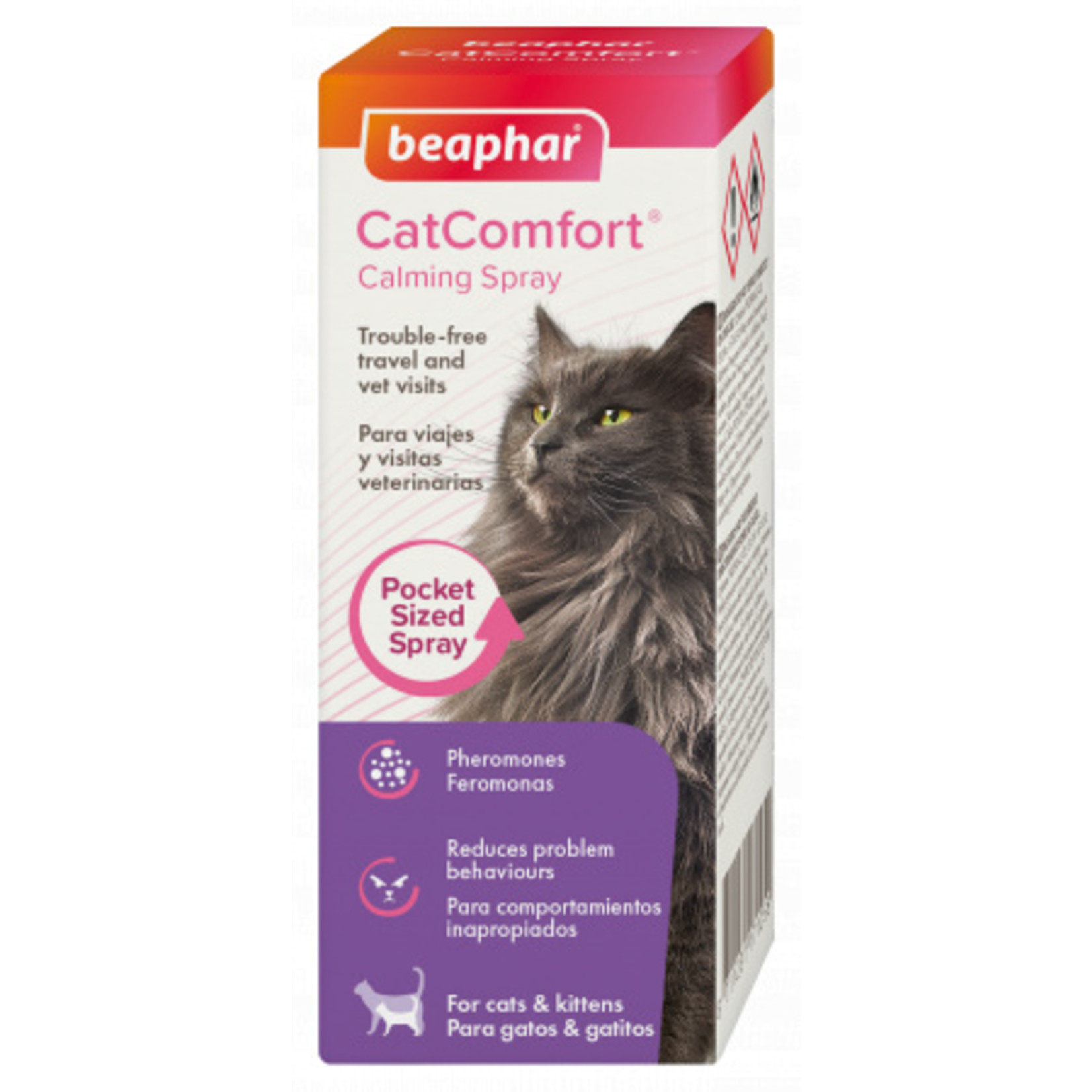 Beaphar CatComfort Calming Spray, 30ml