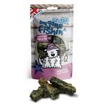 Dog gone fishin' 100% Dried Fish White Fish Niblets Dog Treats, 75g