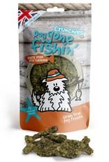 Dog gone fishin' Crunchies White Fish with Turmeric Dog Treats 75g