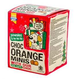 Armitage Christmas Dog Chocolate Orange Minis Treats 110g