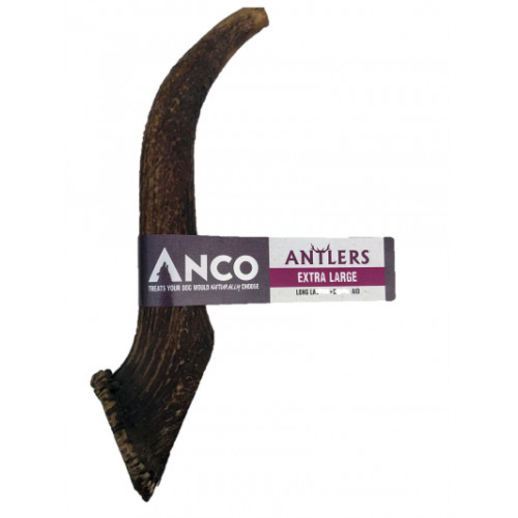 Anco Antler Bar Dog Chew Treat