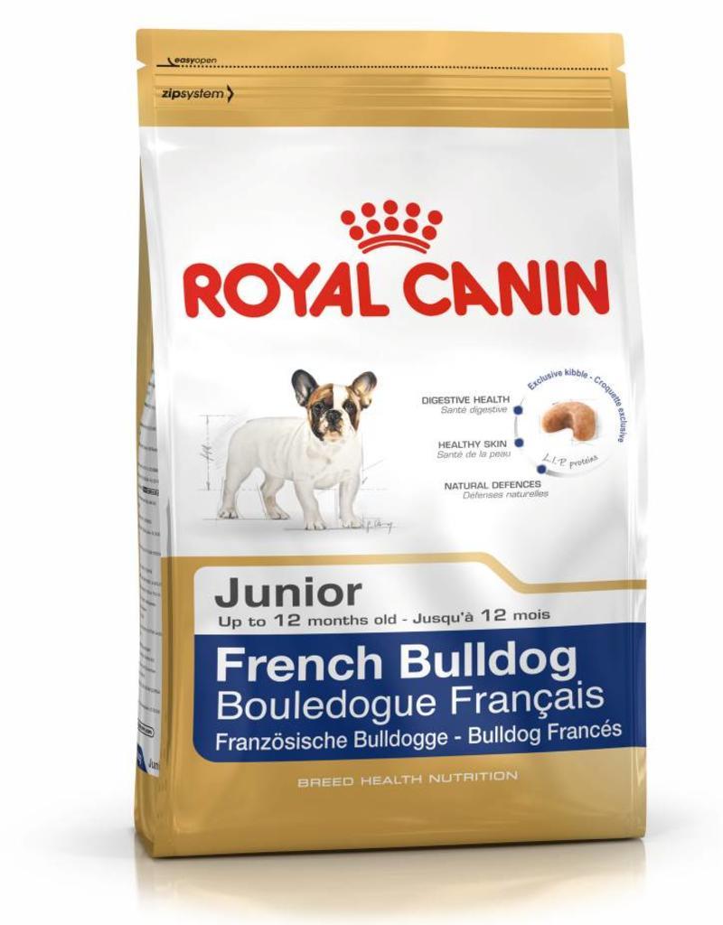 Royal Canin French Bulldog Junior Dog Food