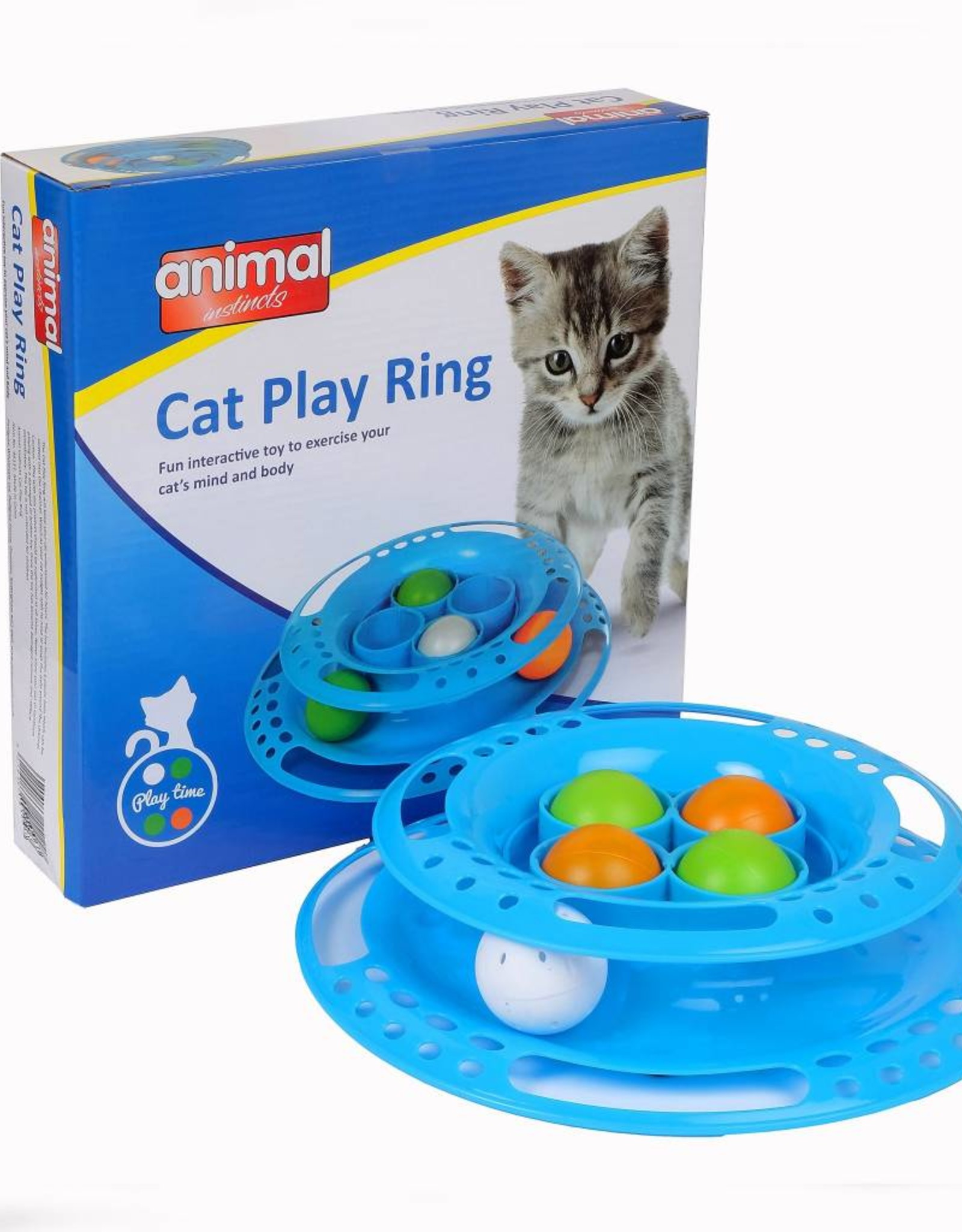 Animal Instincts Cat Play Ring