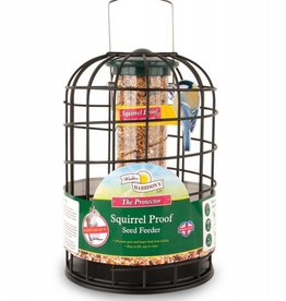 Harrisons Die Cast Protector Seed Feeder 20cm