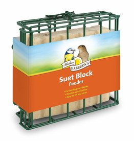 Harrisons Energy Boost Suet Block Cage 12cm