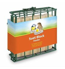 Harrisons Energy Boost Suet Block Cage 12cm