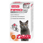 Beaphar FIPROtec Combo Flea & Tick Spot On for Cats