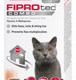 Beaphar FIPROtec Combo Spot On For Cats