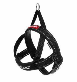 EzyDog Quick Fit Dog Harness, Black