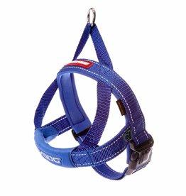 EzyDog Quick Fit Harness, Blue