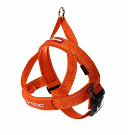 EzyDog Quick Fit Harness, Orange