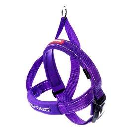 EzyDog Quick Fit Dog Harness, Purple