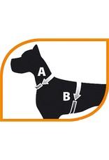 Ferplast Ergocomfort Dog Harness, Grey