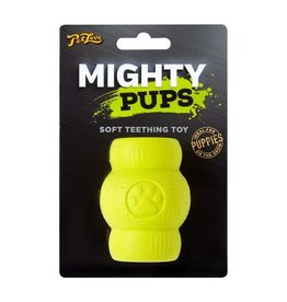 Mighty Pups Foam Barrel Toy Mini
