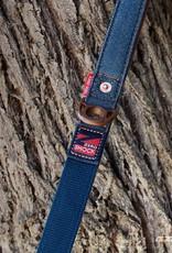 EzyDog Zero Shock Dog Lead 25, 64cm Denim