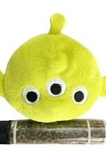 Disney Tsum Tsum Aliens Catnip Pouch & Refill Cat Toy