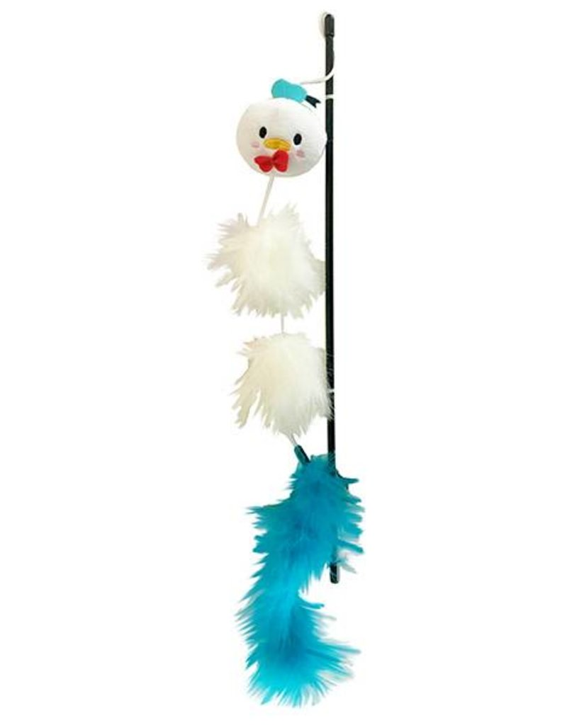 Disney Tsum Tsum Donald Duck Wand Cat Toy