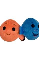 Disney Tsum Tsum Nemo & Dory Ball 2 pack Cat Toy