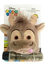 Disney Tsum Tsum Sven Catnip Pouch & Refill Cat Toy