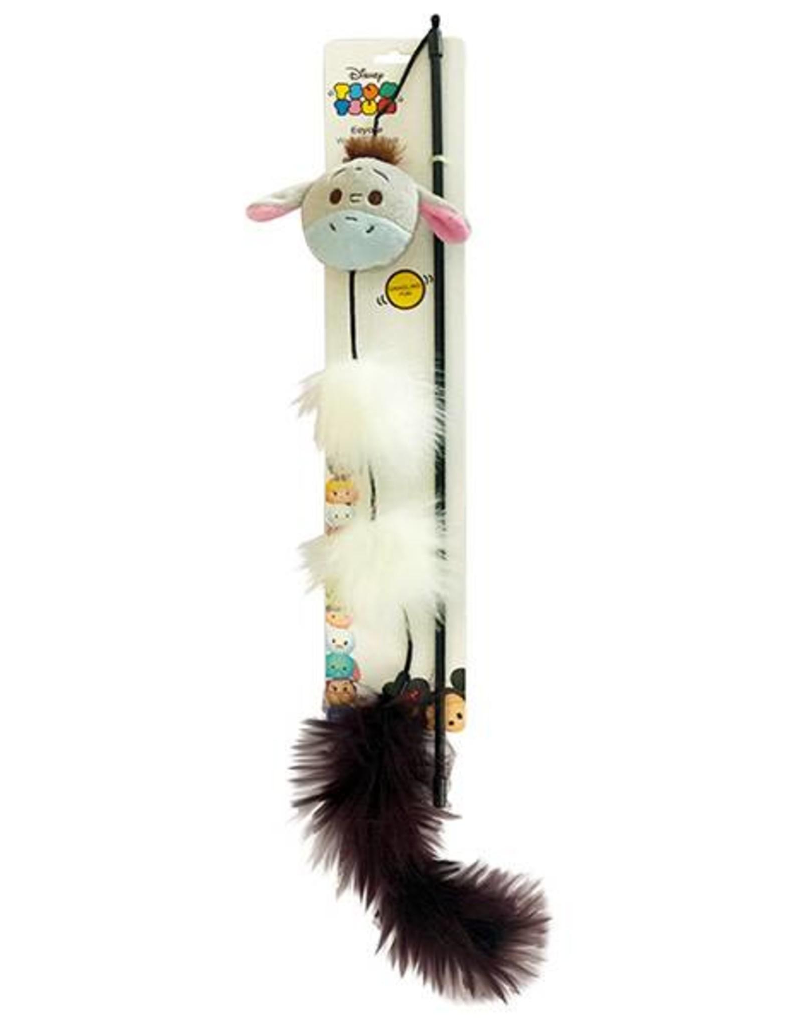 Disney Tsum Tsum Eeyore Wand Cat Toy