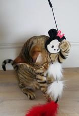 Disney Tsum Tsum Minnie Wand Cat Toy