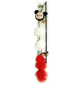 Disney Tsum Tsum Mickey Wand Cat Toy