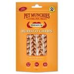 Pet Munchies Premium Dental Buffalo Chew Natural Dog Treat