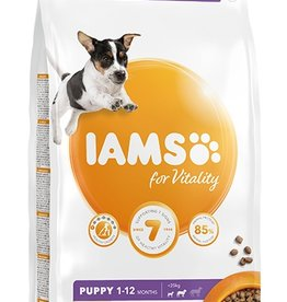 Iams for Vitality Small and Medium Breed Puppy Food