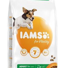 Iams for Vitality Adult Small and Medium Dog Food