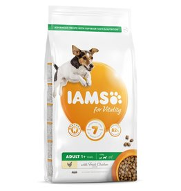 Iams Adult Small and Medium Dog Dry Food with Fresh Chicken