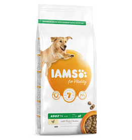 Iams Adult Large Breed Dog Dry Food with Fresh Chicken